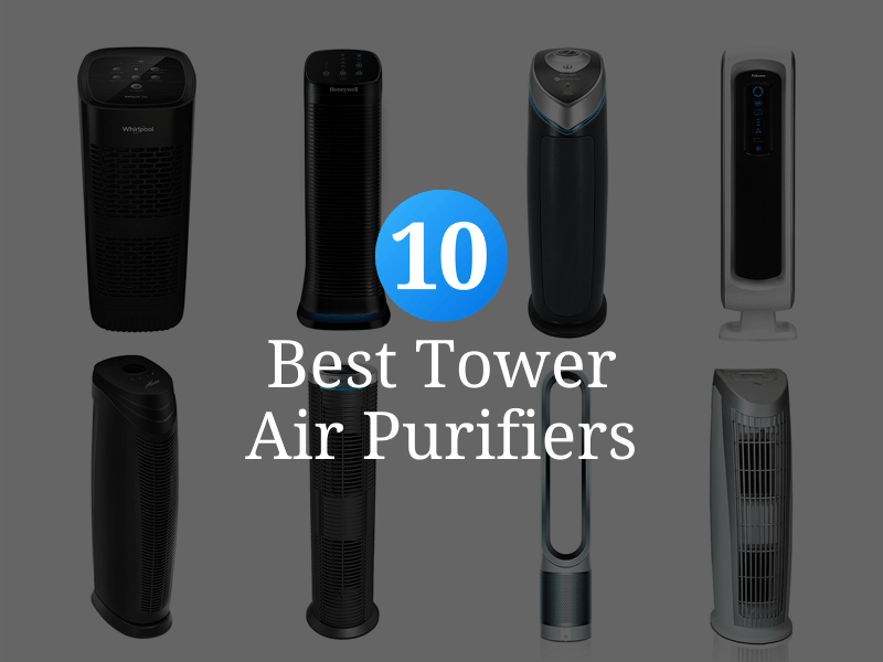 Best Tower Air Purifiers