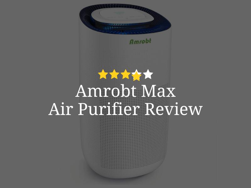 Amrobt Air Purifier Review