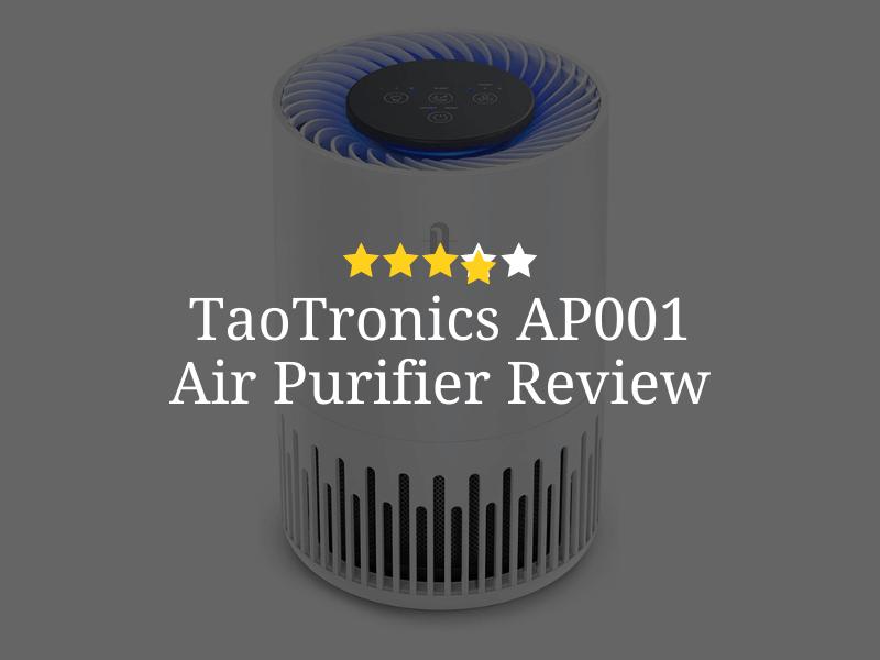 TaoTronics AP001 Review